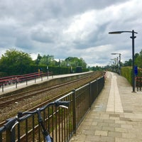Photo taken at Station De Westereen by Jacqueline on 5/21/2017
