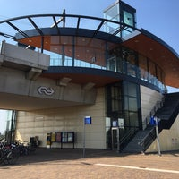 Photo taken at Station Nijmegen Lent by Jacqueline on 11/20/2016
