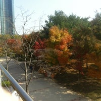 Photo taken at Seoul Forest by Jongho K. on 11/3/2012
