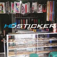 Photo taken at HD Sticker by Hd S. on 2/17/2015