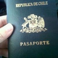 Photo taken at Servicio de Registro Civil e Identificación by MacaKorn R. on 11/12/2012