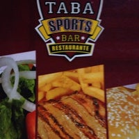 Photo taken at Taba Sports Bar by Jose N. on 10/16/2012