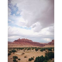 Photo taken at Black Dragon Canyon View Area by Andrew L. on 7/16/2014