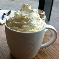 Photo taken at Starbucks by Marie B. on 2/9/2013