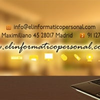 Photo taken at El Informático Personal by Antonio A. on 2/18/2015