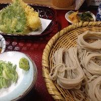 Photo taken at 戸隠 伊勢屋そば店 by さゆ み. on 11/2/2014