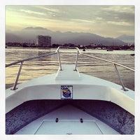 Photo taken at Embarcadero Marina Vallarta by Homero B. on 4/24/2013