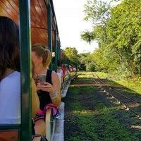 Foto tomada en Estación Cataratas [Tren Ecológico de la Selva] por Kátia O. el 2/8/2016