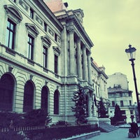 Photo taken at Historical City Centre by Florin G. on 1/8/2013