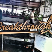 Photo taken at Breakthrough Restaurant by Julius M. on 2/23/2013