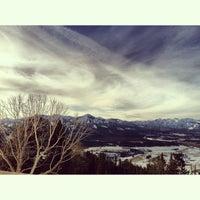 Photo taken at stanley idaho by Ashley G. on 11/28/2013