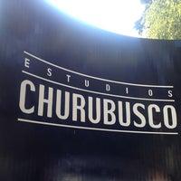 Photo taken at Estudios Churubusco Azteca by Oscar R. on 7/29/2013