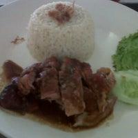 Photo taken at Koufu Food Mall by Rizky M. on 5/16/2013