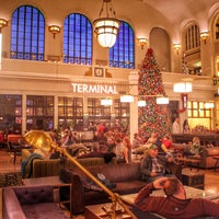 Photo taken at Denver Union Station by Steph on 12/22/2014