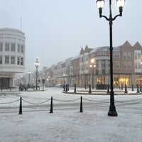 Photo taken at Crocker Park by Renee B. on 2/19/2013
