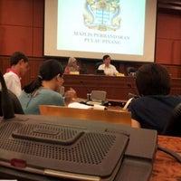Photo taken at Dewan Persidangan MBPP by Petah Wazzan I. on 11/25/2012