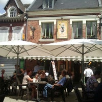 Photo taken at Le Bistrot d'Antoine by Steph on 8/4/2013