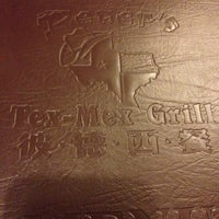 Photo taken at Peter's Tex-Mex Grill by Chino W. on 11/9/2013
