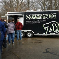 Photo taken at Zombie Dogz by dork n. on 11/22/2014
