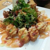 Photo taken at Saya Korean and Japanese Restaurant by dork n. on 3/19/2013