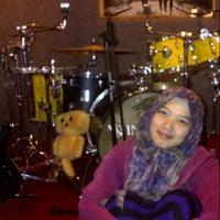 Photo taken at Dago pojok Bambu Music Studio by Kenny O. on 11/22/2012