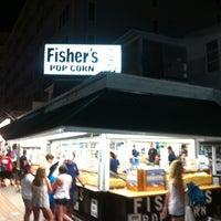 Photo taken at Fisher's Popcorn by John K. on 6/9/2013