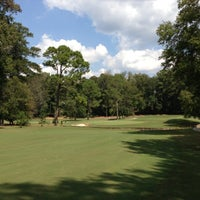 Photo taken at Druid Hills Golf Club by Matt H. on 9/27/2012
