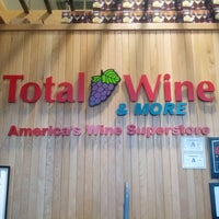 Photo taken at Total Wine & More by Cheryl P. on 3/17/2013
