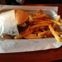 Photo taken at Killer Burger by Douglass R. on 12/29/2012