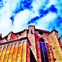 Photo taken at Monestir de Sant Esteve by Jose J. P. on 10/13/2012