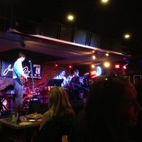 Photo taken at Johnny D's Uptown Restaurant & Music Club by Ivan N. on 5/13/2013