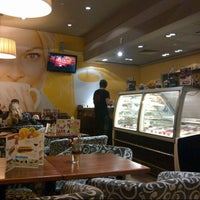 Photo taken at Кофе Хауз / Coffee House by Nodari T. on 10/21/2012