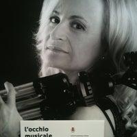 Photo taken at Teatro Accademico by Alberto B. on 4/20/2013