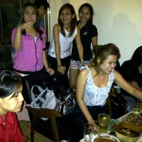 Photo taken at Soul Ciety cafe'&bar by MYday creation on 8/1/2013