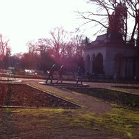 4/12/2013にSuzanne V.がBürgerpark Pankowで撮った写真