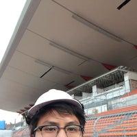 Photo taken at Stadium KLFA Cheras by Azmeer M. on 7/6/2017