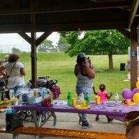 Photo taken at Montibeller Park by John G. on 6/4/2016