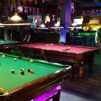 Photo taken at Zanzibar Billiards Bar & Grill by John G. on 4/25/2016
