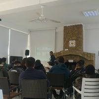 Photo taken at Esentepe Sivil Savunma Tesisleri by Ulas O. on 1/31/2017