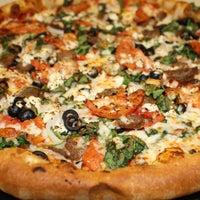Photo taken at Manny & Olga's Pizza - Bethesda by Manny & Olga's Pizza - Bethesda on 2/18/2015