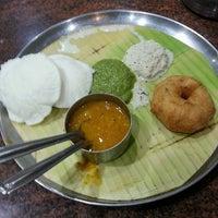 Photo taken at Shri Krishna Inn by balaji v. on 3/23/2013