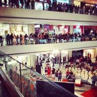 Photo taken at Kumar Pacific Mall by Athar Mansoor B. on 6/16/2013