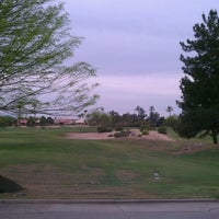 Photo taken at Deer Valley Golf Course by Brad D. on 4/4/2013