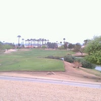 Photo taken at Deer Valley Golf Course by Brad D. on 3/30/2013