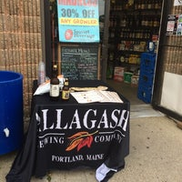 Photo taken at Syosset Beer & Soda by Davey G. on 10/4/2013