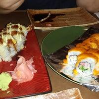 Photo taken at Abashiri Japanese Restaurant by Felipe B. on 7/13/2014