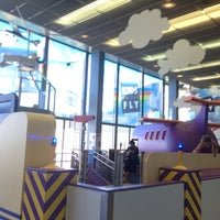 Photo taken at Kids on the Fly, Chicago Children's Museum at O'Hare (ORD) by Marc V. on 8/28/2014