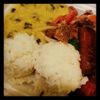 Photo taken at Pearlridge Uptown Bautista's by Kolohe B. on 10/19/2012