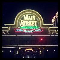 Photo taken at Main Street Station Casino, Brewery & Hotel by Kolohe B. on 11/28/2012