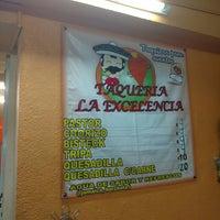 """Photo taken at Taquería """"La Excelencia"""" by Carlos Daniel P. on 2/29/2016"""